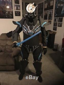Power Rangers Dino Thunder Zeltrax Costume Cosplay Villain