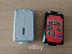 Power Rangers Flip Phone Morpher 2011 Bandai ST-33 Samuraizer Cosplay