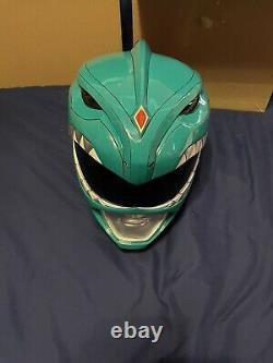 Power Rangers Green Ranger Cosplay Helmet
