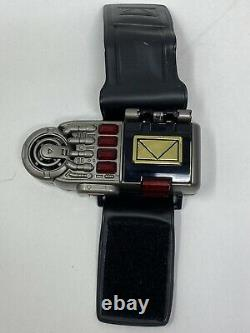 Power Rangers In Space Astro Morpher 1997 with Strap TESTED Cosplay Halloween