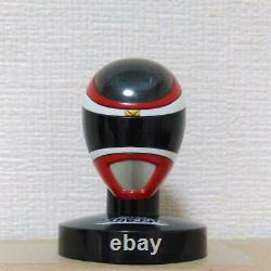 Power Rangers In Space Megaranger Red Mask Collection Cosplay Japan Vintage