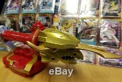 Power Rangers LOT/COLLECTION Toys Cosplay STILL WORKS! LOOK