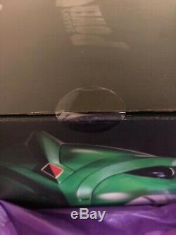 Power Rangers Legacy Green Ranger Helmet 11 Collectible Cosplay Prop Replica