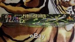 Power Rangers Legacy Saba The Talking Tiger Saber sword cosplay White ranger