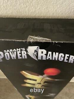 Power Rangers Legacy Zeo GOLDEN POWER STAFF PROP REPLICA COSPLAY Bandai Morpin