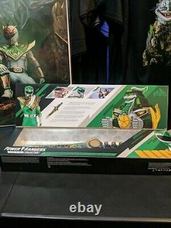 Power Rangers Lightning Collection Green Ranger Dragon Dagger Cosplay Or Collect