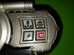 Power Rangers Lightspeed Rescue 99 MORPHER WORKS! No Strap Cosplay Sounds