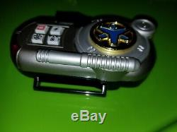 Power Rangers Lightspeed Rescue 99 MORPHER WORKS! No Strap Cosplay Sounds MMPR