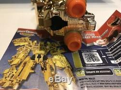 Power Rangers Limited Edition Gold Plated Dino Charge Morpher Cosplay Gun