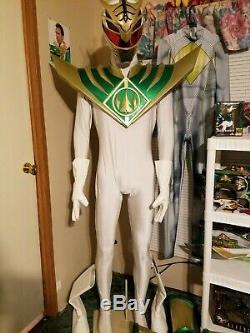 Power Rangers Lord Drakkon Suit Costume Cosplay Prop