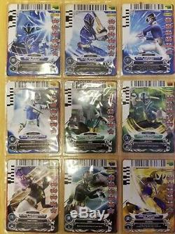 Power Rangers Lot/Collection Toys Cards Cosplay STILL WORKS