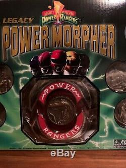 Power Rangers Mighty Morphin Legacy Power Morpher Used Cosplay Ready MMPR