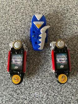 Power Rangers Morpher Bundle Lights Sounds Cosplay Used