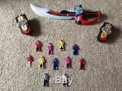 Power Rangers Morpher, Sword/Cosplay