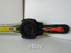 Power Rangers Ninja Steel DX Ninja Star Blade Sword Morpher With 8 Stars Cosplay