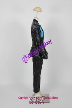 Power Rangers Ninja Storm Cosplay Hurricane Blue Ranger Cosplay Costume