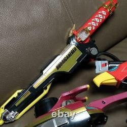 Power Rangers Ninja Storm Weapons Bundle Cosplay Hurricaneger Bandai Japan