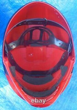 Power Rangers Operation Overdrive Mega Mission Red Helmet 2007 Bandai Cosplay