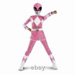 Power Rangers Pink Ranger Clothing Costume Cosplay For Children Women