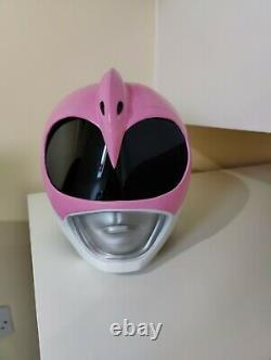 Power Rangers Replica 11 Pink Ranger Helmet