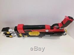 Power Rangers SPD Delta Enforcer Gun Morpher with Lights & Sound Cosplay Bandai