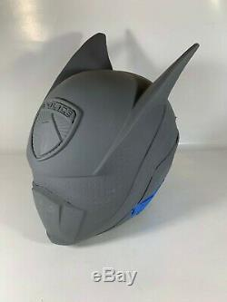 Power Rangers SPD Shadow Ranger Unfinished Helmet (for cosplay or display)
