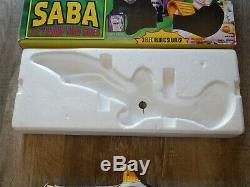 Power Rangers Saba The Talking Tiger Saber 1994 Bandai Cosplay MMPR White Ranger