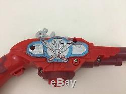 Power Rangers Super Megaforce Blaster Toy Pirate Gun Key Cosplay MMPR Bandai