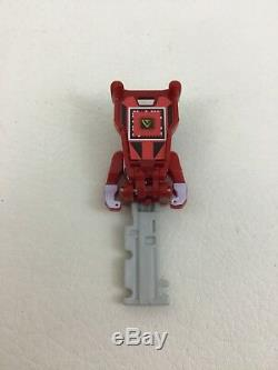 Power Rangers Super Megaforce Blaster Toy Pirate Gun Key Cosplay MMPR Bandai