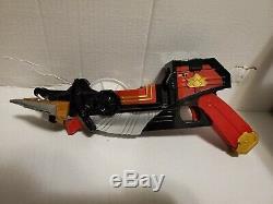 Power Rangers Super Samurai Bullzooka Deluxe Battle Gear CosPlay Toy Bandai 2012