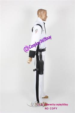 Power Rangers Time Force Cosplay Officer Uniform Cosplay Costume
