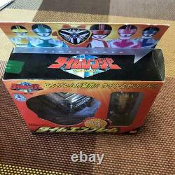 Power Rangers Time Force Timeranger Time Emblem Morpher BANDAI Cosplay withBox
