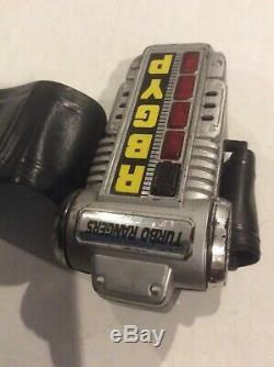Power Rangers Turbo Morpher with Strap, No Key MMPR Cosplay Toy Display