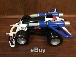 Power Rangers Turbo RAM Deluxe Vehicle Vintage Bandai Weapons Lot Cosplay 1997