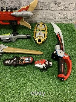 Power Rangers Weapon Morpher Bundle Cosplay Lights Sounds Spares / Parts