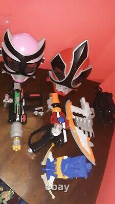 Power Rangers Weapons morphers roleplay cosplay Lot mmpr