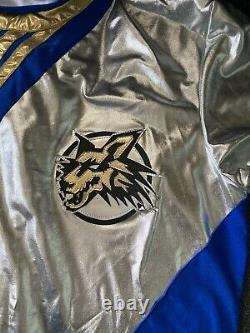 Power Rangers Wild Force Lunar Wolf / Gao Silver full cosplay set + Lunar Cue