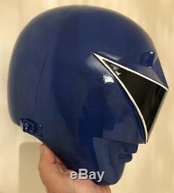 Power Rangers Zeo Full Costume Helmet Suit Cuffs Boots Belt Ohranger Cosplay