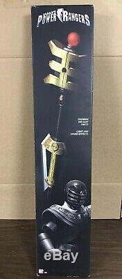 Power Rangers Zeo Golden Power Staff Saban Weapon Cosplay Bandai Legacy Series