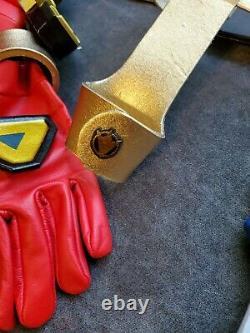 Power Rangers dino thunder Cosplay prop