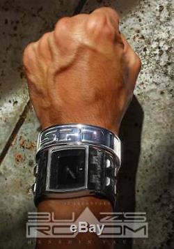 Power cuff SPD Rangers bracelet dekaranger prop replica cosplay no morpher coil