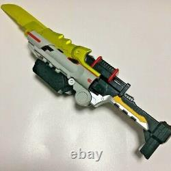Power rangers Dino Charge DX Gabu Revolver Caliber Brave box Kyoryuger Cosplay