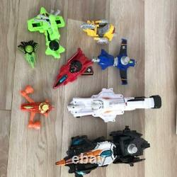 Power rangers Lupinranger VS Patoranger 8 set toy figure goods Cosplay Collectio