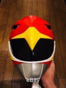 Power rangers Super sentai jetman red 1/1 mask cosplay