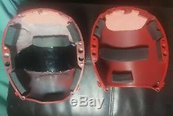 Red Ranger MMPR Helmet Cosplay