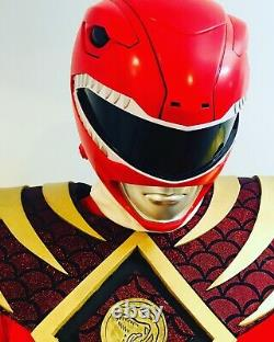Red Ranger Shield