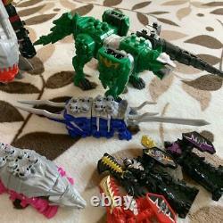 Ryu Souja Ryu Soul Changer Ryu Souken etc. Set Power Rangers Cosplay Collection