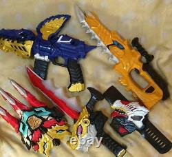 Ryusoulger DX Ryusou Changer Ryusouken Mosa blade Cosplay Power ranger Na75 063
