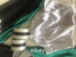 SPD Green Ranger Cosplay Costume Without Helmet (Never Worn to Convention)