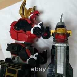 Samurai Sentai Shinkenger Set Sword Tire Collection Power Rangers used Cosplay